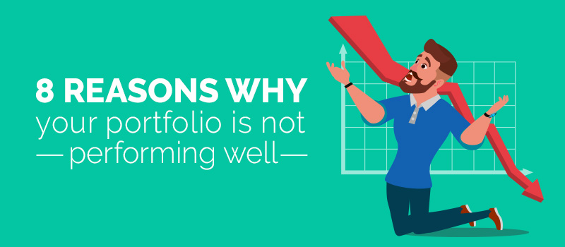 Portfolio not performing