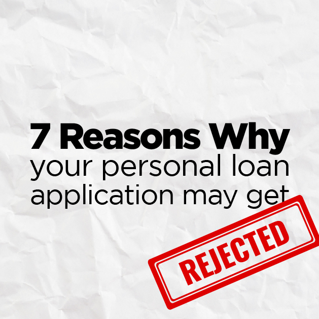 Common Mistakes That Can Get Your Personal Loan Application Rejected